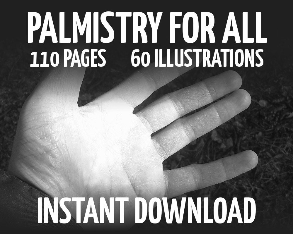 Hand Analysis - Your Free palmistry and palm reading tutorial.