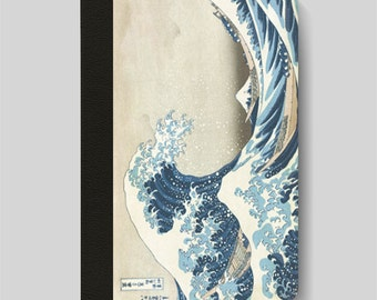 iPad Folio Case, iPad Air Case, iPad Air 2 Case, iPad 1 Case, iPad 2 Case, iPad 3 Case, - The Great Wave off Kanagawa by Katsushika Hokusai