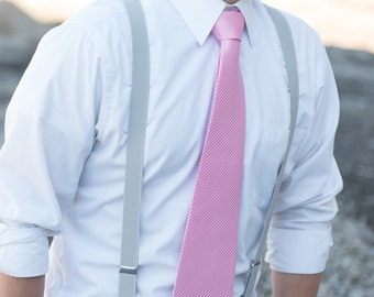 Mens Solid Color Ties | 19 Colors