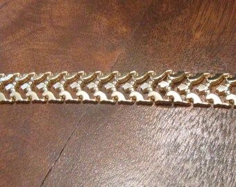 Bracelet 14k yellow gold