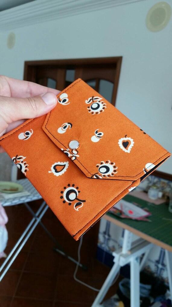 Essential Oil Bag for 3 bottles (15ml) Orange Blossoms, doTERRA, Young Living, Eden's Garden