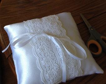 Ring bearer Pillow, 8x8