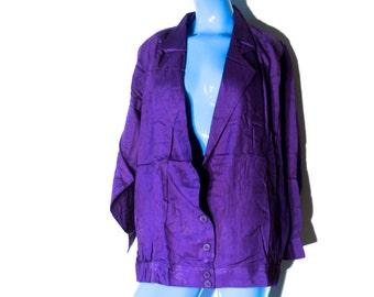 Vintage Blouse Light Jacket