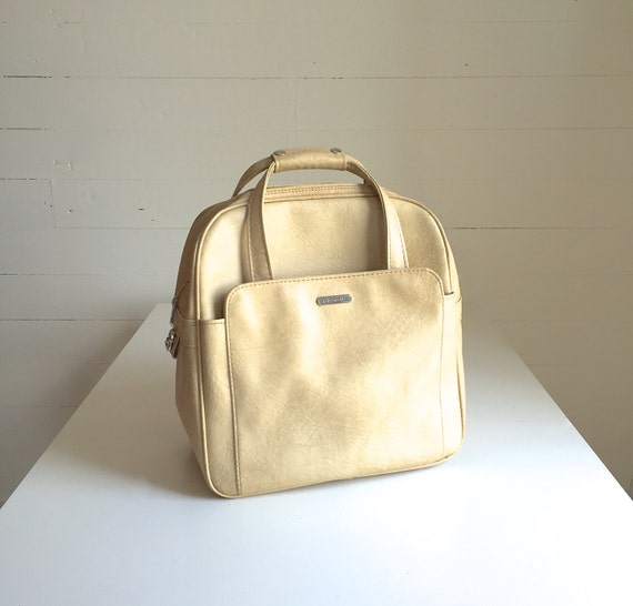vintage suitcase overnight bag samsonite silhouette luggage. Black Bedroom Furniture Sets. Home Design Ideas