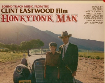 Honkytonk Man Soundtrack LP