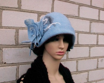 Handmade Felted Hat