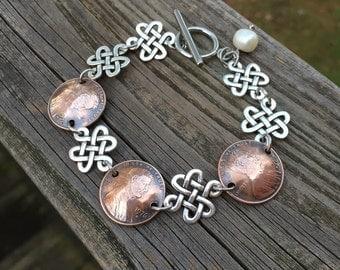 1976 Penny Bracelet