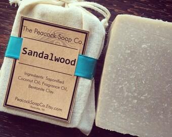 Sandalwood Bar Soap