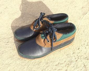 Bass duck boots 6