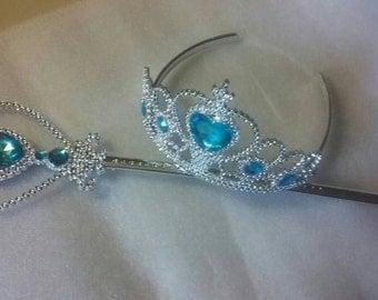 Princess Wand and Crown