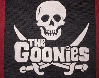 Goonies Cloth Punk Patch