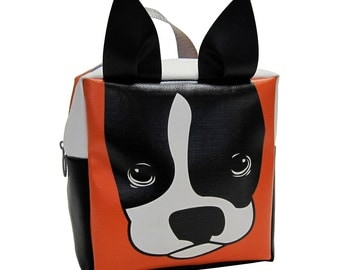 Little Packrats JACK the DOG Backpack
