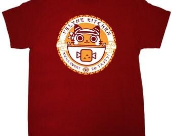 Felyne Kitchen Men's T-Shirt