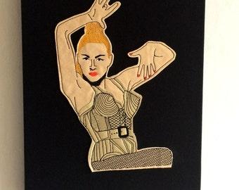 Madonna, the blonde ambition tour