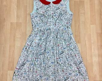Nursing Friendly Science Dress
