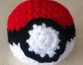 Crochet Handmade Pokèball