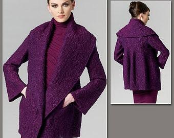 Vogue Pattern V1263 Misses' Jacket