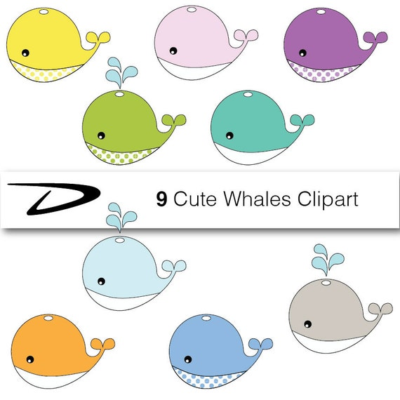 clipart baby shower whale - photo #46