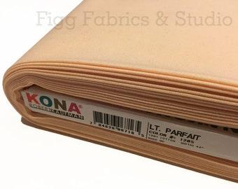 KONA Cotton in Lt. Parfait (Color 1205)