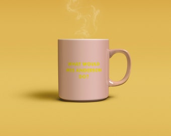 Wes Anderson Coffee Mug