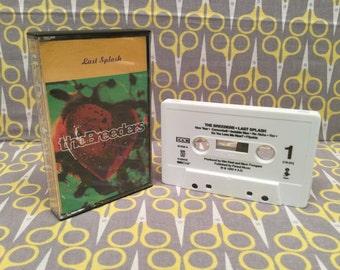 Last Splash by the Breeders Cassette Tape rock alternative
