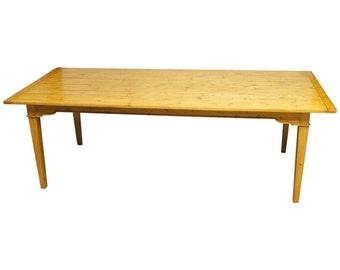 Italian Pine Farm Table