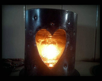 Candle Holder Cuff.