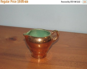 ON SALE NOW Vintage Ceramit Pitcher / Creamer Ceramic