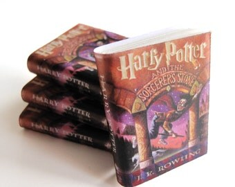 Harry Potter and the Sorcerer's Stone Mini Notebook