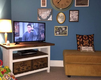 Handmade Reused and Rustic sideboard / TV stand.