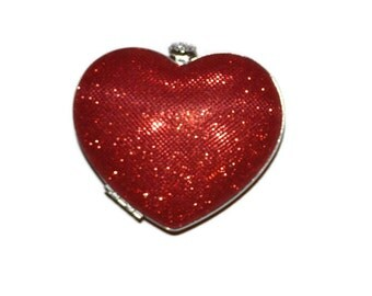 Red Heart Rhinestone Clutch Valentine Gifts for Her Unique Gifts Birthday Gifts Formal Clutch