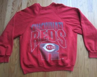Vintage 1993 Cincinnati Reds Crewneck Sweatshirt XXL