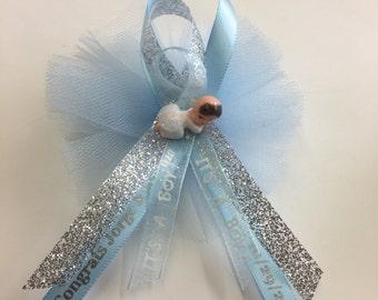 Capias Prince Baby Shower/light blue