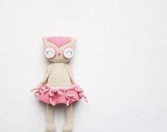 Amigurumi / doll - OWL