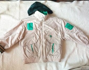 Vintage 80s/90s Misty Valley Puffy Coat Mens M
