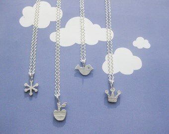 Menakids silicone necklace