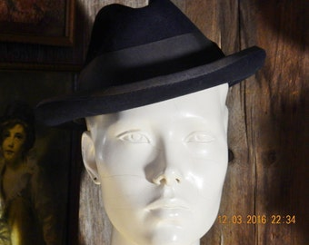 Royal Stetson fedora hat c. 1940