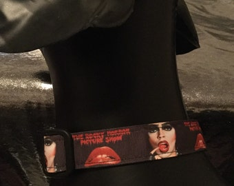 "1"" Rocky Horror Picture Show Dog Collar"