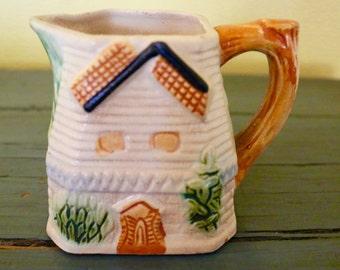 Antique Cottage Ware Creamer