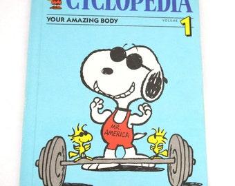 Vintage Charlie Brown 'Cyclopedia Number 1