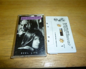 Boy Meets Girl CASSETTE tape 80'S POP