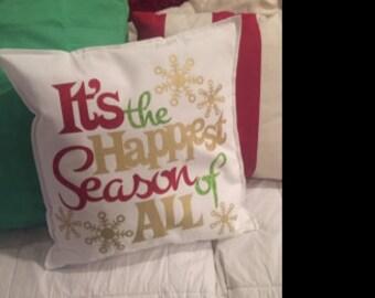 Happiest Season Pillow Cover