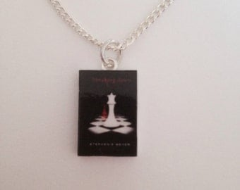 Breaking Dawn Book Necklace