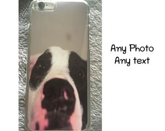 Photo Phone case - iPhone 6/s  / Personalised gift / Birthday gift / christmas gift / gift for her / gift for him