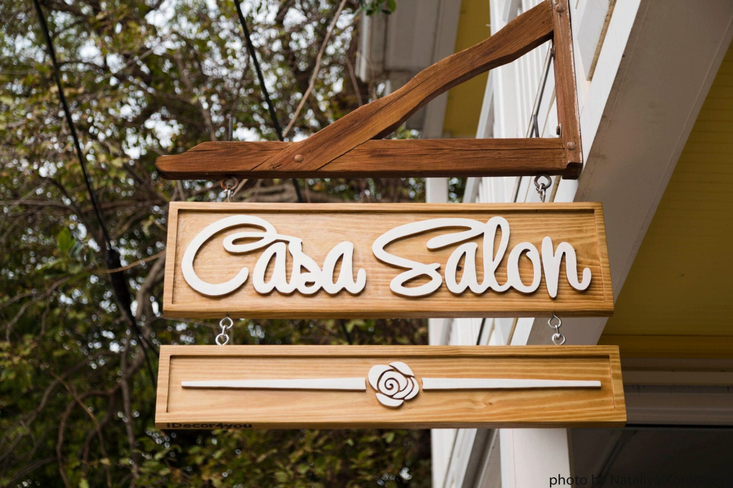 Carved Wood Business Sign Advertising Outdoor Signage Company Name Sign Business Logo Design