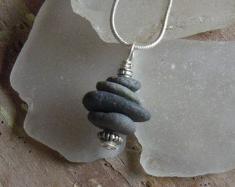 Lumahai River Rock Necklace