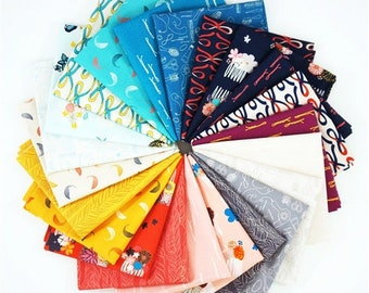Good Hair Day Fat Quarters Bundle