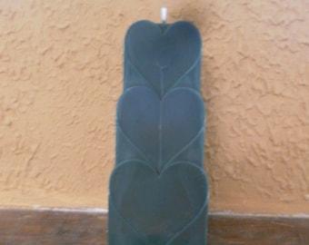 Natural Palm wax candles