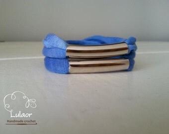 Bracelet, Fabric bracelet