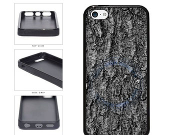 Detailed Tree Trunk Bark Phone Case - iPhone 4 4s 5 5s 5c 6 6s 6 Plus 7 6s Plus iPod Touch